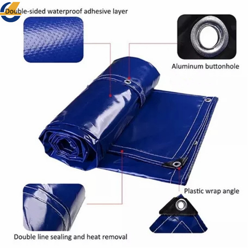 Introduction of polyester tarpaulins