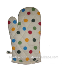 Pure Cotton Oven Gloves