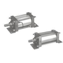 Cilindros estándar neumáticos de la serie CS1 de alta calidad ESP