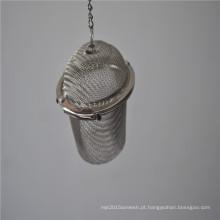 Bola de infusor de chá mais barata usada para café ou chá