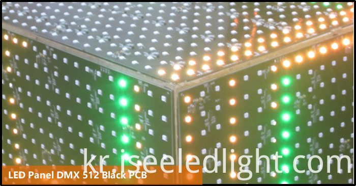 DMX512 LED Panel RGB