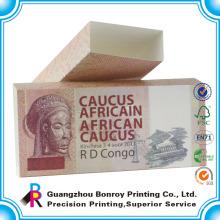 Alibaba Китай оптовая высокого качества изготовленный на заказ конструкции Логоса печатание картонной коробки и рукав