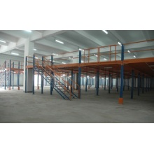 Mezzanine Storage Racking για αποθήκη