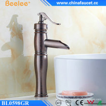 Single Level Solid Brass Antique Copper Faucet