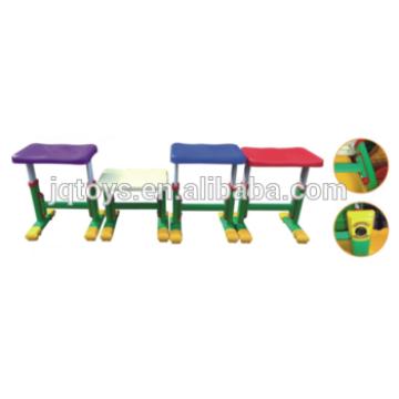 Children design colored PP material stool for child