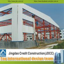Taller de construcción de estructuras de acero profesional y de bajo costo Jdcc1019