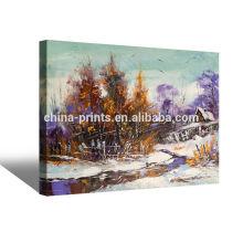 Landschaft Berühmte Kunst Gemälde Fine Canvas