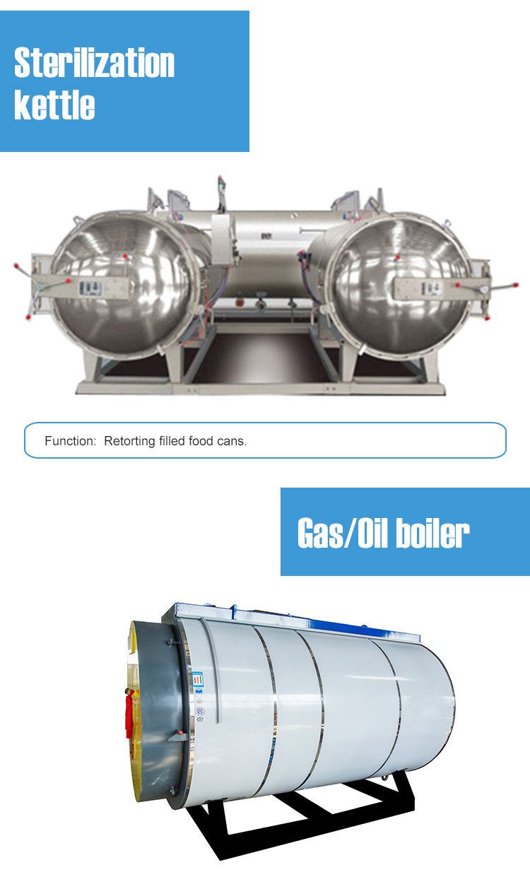 Wholesale automatic fishfood block canned/canning processing machine