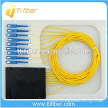 ABS Box Type 1x8 Fiber Optic Splitter