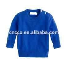 15JW0111B eco friendly baby cashmere sweater