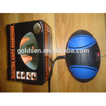Venta caliente 45w Power Mini Tijeras Blade Grinder Machine Sacapuntas de bolsillo eléctrico portátil