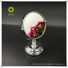 2017 heiße neue produkte doppelseitige kosmetische tisch make-up-spiegel
