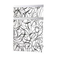 Zh Acrylic Puertas de armarios de cocina con PVC Edge Banding (personalizado)
