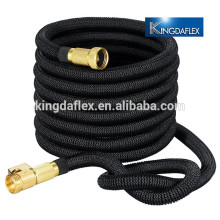 100 Feet Expandable Garden Water Hoses Pipe Magic Flexible Latex Triple Layer Nozzle Hose for Watering Hose Garden Car