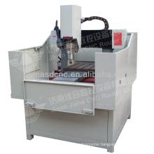 High precision small metal nameplate engraving machine 400*500mm
