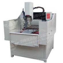 Alta precisão pequena placa de metal máquina de gravura 400 * 500mm