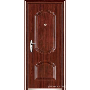 Fabriqué en China Steel Doors (WX-S-138)