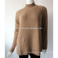 Turtleneck 7GG Winter Thick Cashmere Pullover Sweater for Lady