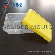 Plastic Lunch Box Mould & Thin Wall Lunch Box Mould & Injection Lunch Box Moulds