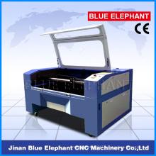 High precision homemade plastic board cnc laser machine for cutting