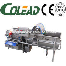 SUS 304 stainless steel Hot Sale vegetable washing machine/Salad vegetable processing line /potato/carrot/onion
