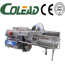 SUS 304 aço inoxidável Hot Sale vegetal máquina de lavar / salada vegetal linha de transformação / batata / cenoura / cebola