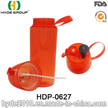 550ml Plastic BPA Free Tritan Sport Spray Bottle (HDP-0627)