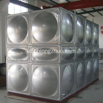 Tangki Penyimpanan Air Sectional Stainless Steel