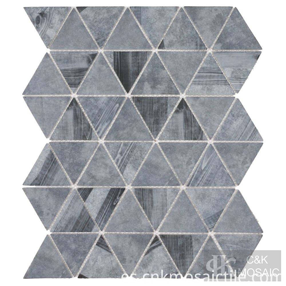 Cement mosaic used for house exterior wall decoration
