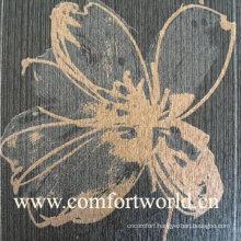 Flower Pattern Wall Paper