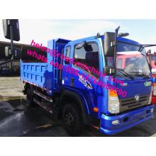 Mini caminhão basculante de auto-carregamento de 2-5 toneladas