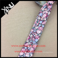 Your Own Brand Men Wedding Necktie Floral Cotton Tie