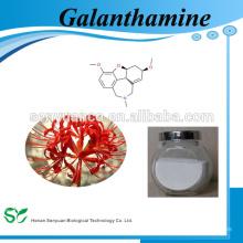 98% порошок гидробромида галантамина (ВЭЖХ)