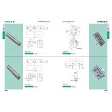 Hydraulic Dampening Cabinet Door Hinge