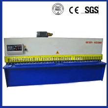 Máquina de corte hidráulica do feixe do balanço (QC12Y-6X3200)