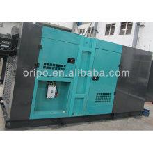 Grupo electrógeno diesel de reserva 500kva insonorizado disponible