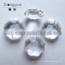 цветок формы машина разрезать кристалл бусина для изготовления ювелирных изделий