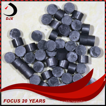 Small Artificial Graphite Column/Particle for Lubrication
