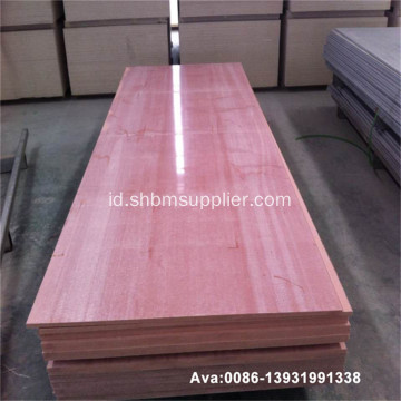 Papan Fireproofing 8mm MgO isolasi panas