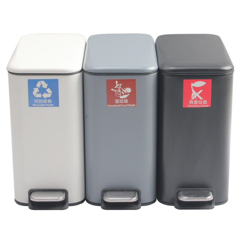 Household Pedal Bin For Home