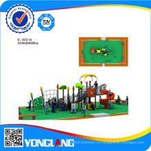 Новый тип Открытый площадка для детских игр в Китае