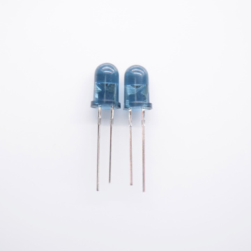940nm IR LED 5mm blaue Linse 245um