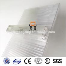 100% auslaufsicheres 600mm / 1040mm breites u-lock Polycarbonat (PC) Blatt