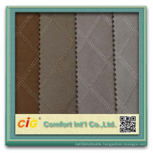 2015 Hot Sell Embroider Suede Fabric