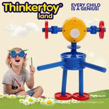 Modèle de forme drôle Jouet d'éducation Jouets de construction pour enfants