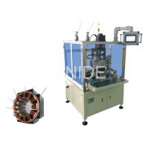 Motor de Alta Eficiência BLDC, Motor de Ventilador Estator Máquina de Enrolamento Automática de Agulhas