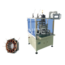 High Efficiency BLDC Motor, Lüfter Motor Stator Automatische Nadel Wickelmaschine