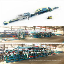ls-glass wool sandwich panel machine