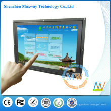 15 inch open frame touch monitor