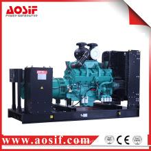Aosif used generator set KT38-G 620kw 60Hz 1800 rpm generator